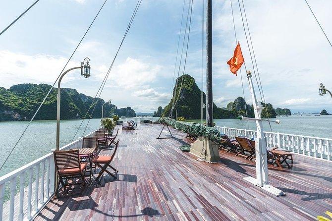2 days 1 night Halong Bay Cruise Tours