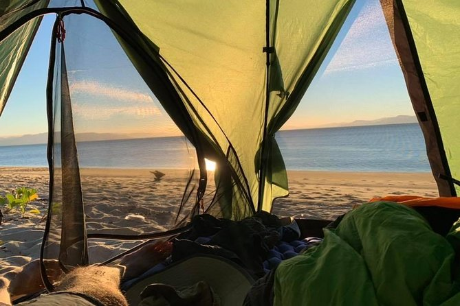 Batemans Bay Overnight Kayak Camping Tour from Canberra - All Inclusive