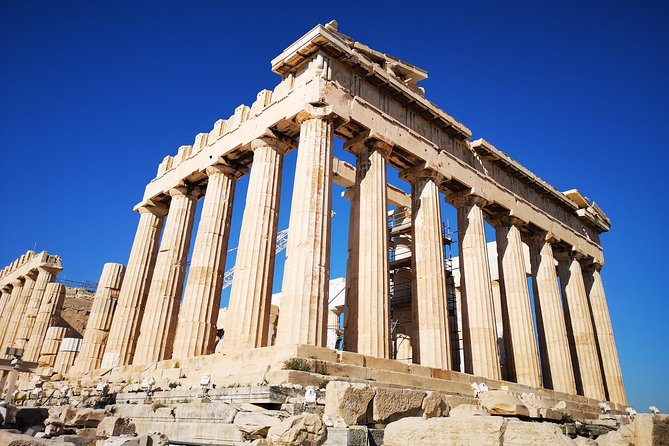 Athens half day sightseeing with Acropolis and Acropolis Museum