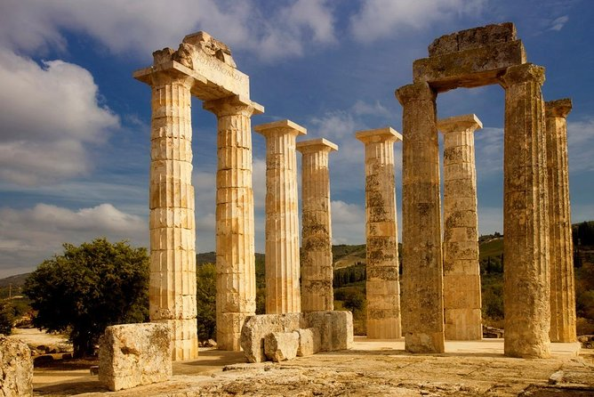 Corinth and Nemea Wine-tasting full day tour from Athens by car/minivan/minibus