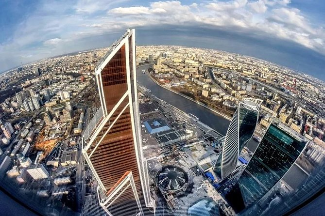 Private Tour: Panorama of Moscow from the observation deck of on the 89th floor photo 3