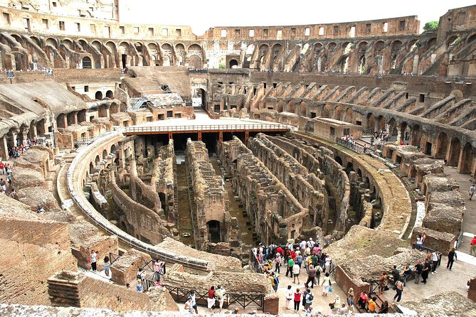 90 minutes Tour Experience Colosseum, Roman Forum, Palatine Hill