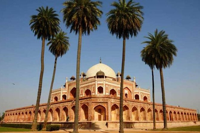 Private visit to Humayun's Tomb New Delhi photo 3