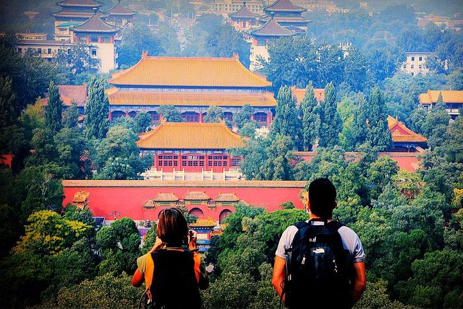 3-Day Private Tour of Beijing UNESCO World Heritage Sites from Chengdu by Air