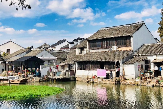 Private Shanghai Water Town Tour from Shanghai Cruise Port
