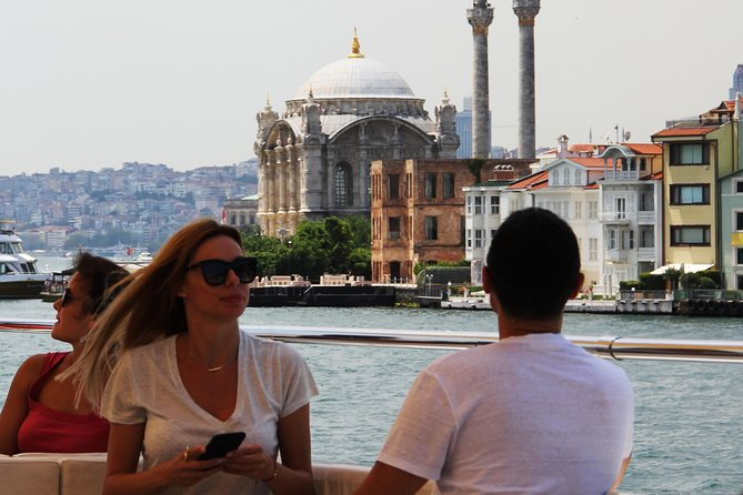 Istanbul Lunch Cruise on Bosphorus and Black Sea