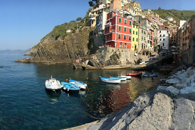 Cinque Terre Private Tour - The unique coast on the Mediterranean sea