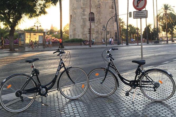 Bike Tour Seville Monumental