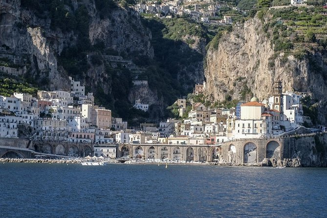 Amalfi Coast Dive Exclusive With Positano Visit from Sorrento