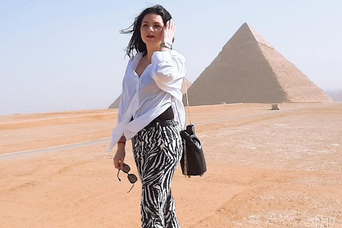 Discover The Giza Pyramids &Sakkara & Memphis Full-Day Tour With Lunch