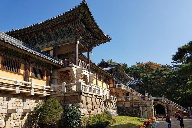 Gyeongju UNESCO heritage Private tour