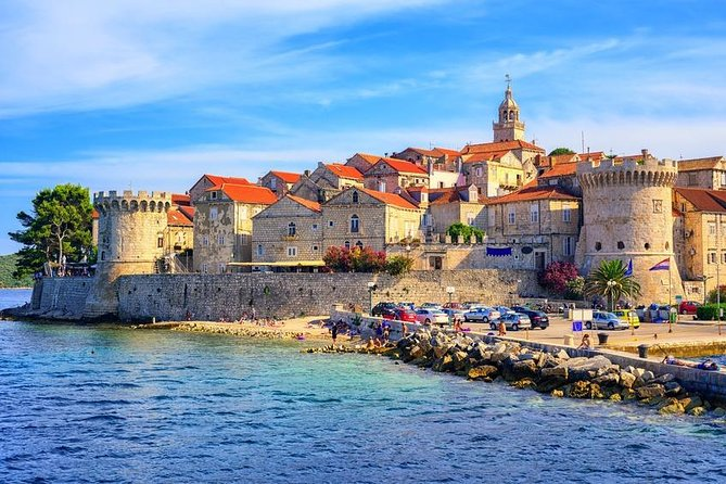Eat & Swim - Korcula Island and Ston Private Tour from Dubrovnik