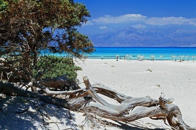 Golden Island of Chrissi from Heraklion region