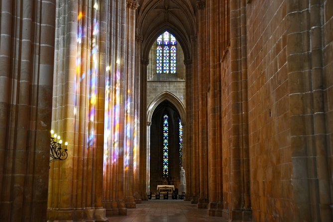 Batalha monastery (with guided visit inside)
