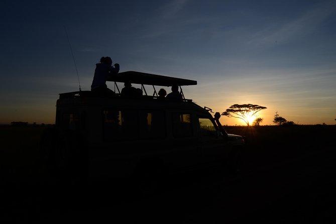 3 Days Lake Natron ,Oldonyolengai & Rift Valley Walking