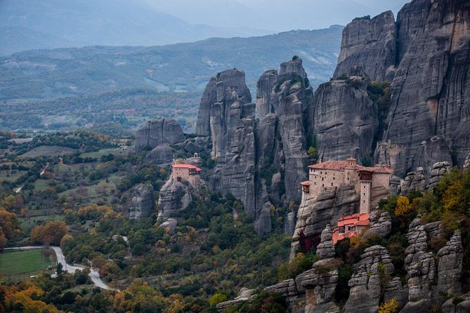 Full Day Meteora Monasteries & Thermopylae from Athens photo 1