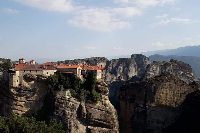 Full Day Meteora Monasteries & Thermopylae from Athens photo 4