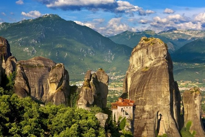Full Day Meteora Monasteries & Thermopylae from Athens photo 9