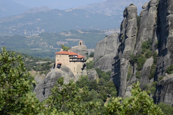 Full Day Meteora Monasteries & Thermopylae from Athens photo 8