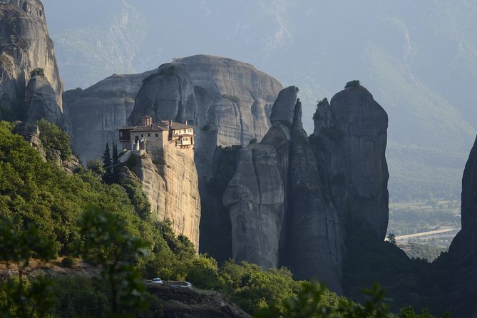 Full Day Meteora Monasteries & Thermopylae from Athens photo 12
