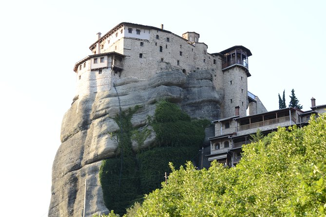 Full Day Meteora Monasteries & Thermopylae from Athens photo 3
