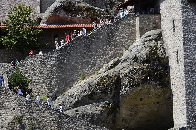 Full Day Meteora Monasteries & Thermopylae from Athens photo 11