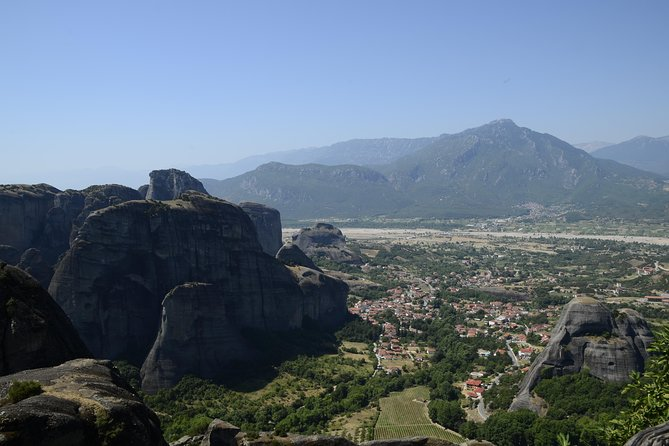 Full Day Meteora Monasteries & Thermopylae from Athens photo 10
