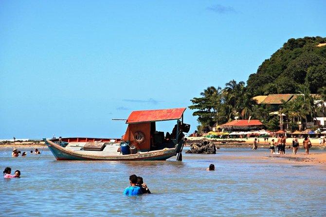NATAL : Descubra Praia da Pipa // Com Transporte + Guia Profissional !