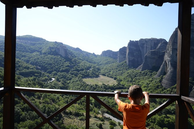 Full Day Meteora Monasteries & Thermopylae from Athens photo 2