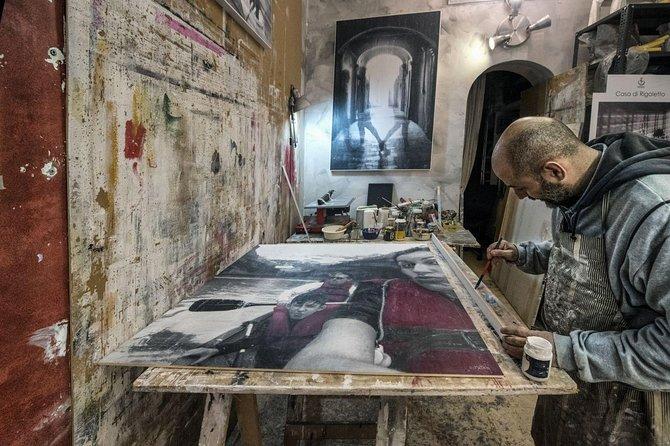 Photo Tour: Craft shops and hidden corners around Campo de Fiori