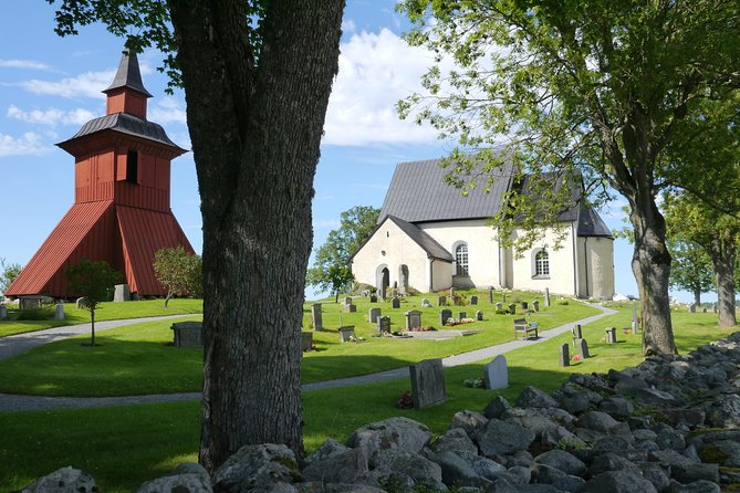 Small Group Swedish Church History 5h Tour to the countryside from Stockholm