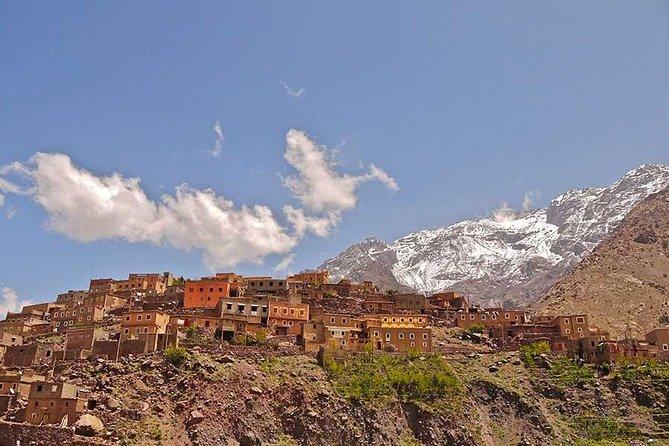 3 Days Mount Toubkal from Marrakech