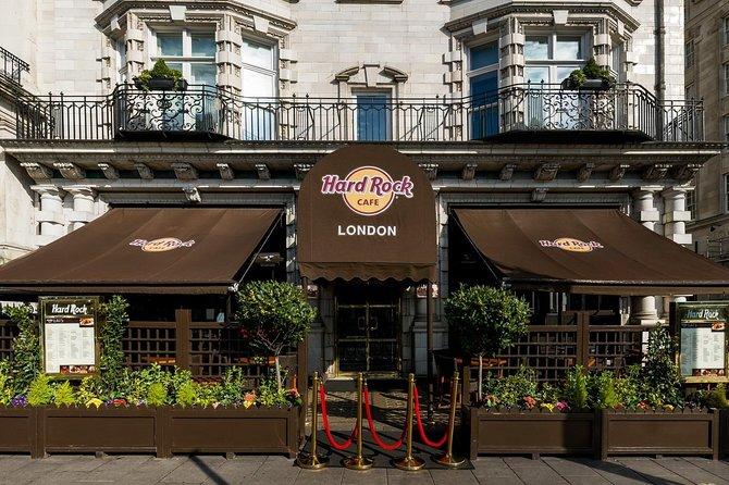 Skip the Line: Hard Rock Cafe London Old Park Lane Including Meal