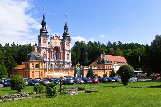 Warsaw: Wolf's Lair with St. Lipka and Mamerki Private Guided Tour