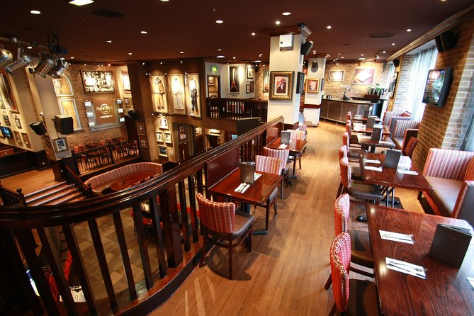 Hard Rock Cafe Manchester Including Meal