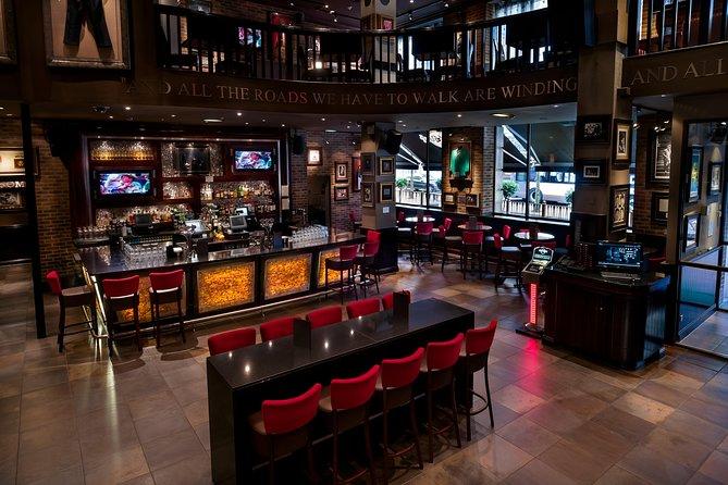 Hard Rock Cafe Manchester, incluindo refeição
