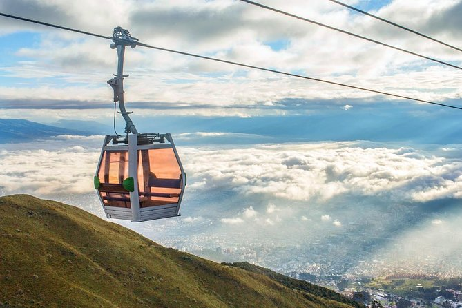 Private Middle of the World & Cable Car Tour Includes Tickets