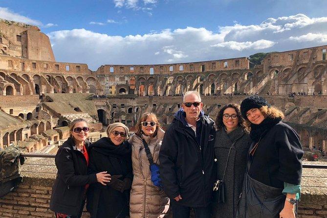 Vatican Museum Sixtin- Chapel-Colosseum Forum-Palatine-Shopping-Food Tours