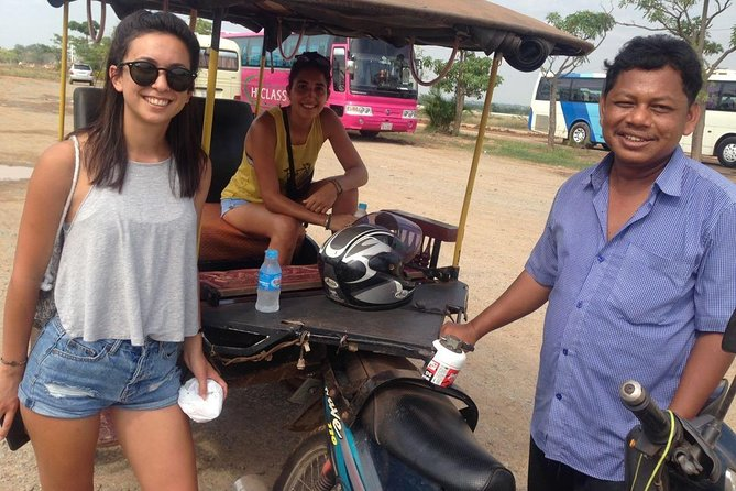 1 Day Banteay Srey & Grand Tour with English speaking driver