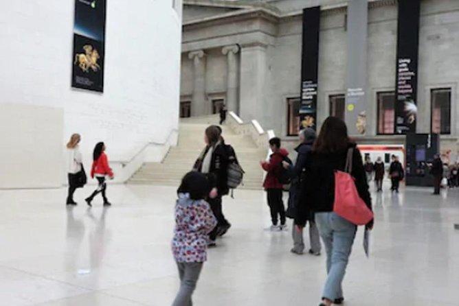Secret Of British Museum