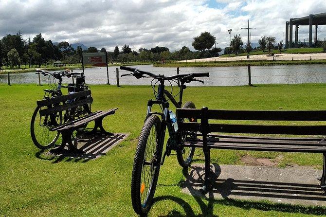 Half-day in Bogotá's parks by bike