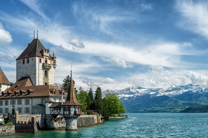 Discover Switzerland & Mont Blanc (France) from Munich photo 2
