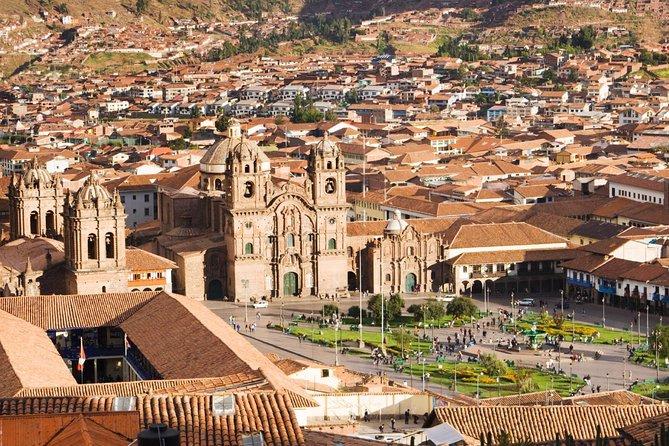 Walking City Tour in Cusco