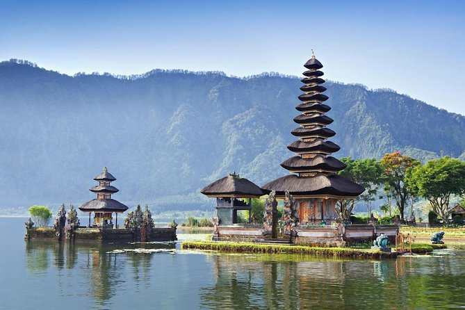 Full Day Private Tour in North Bali with Free WiFi