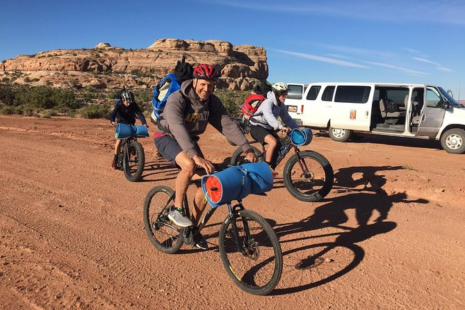 Pedal, Paddle, Pedal: Moab Mountain Biking & Packrafting Combo