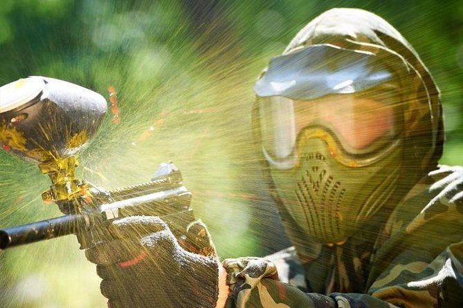 Paintball, Fun and Entertainment