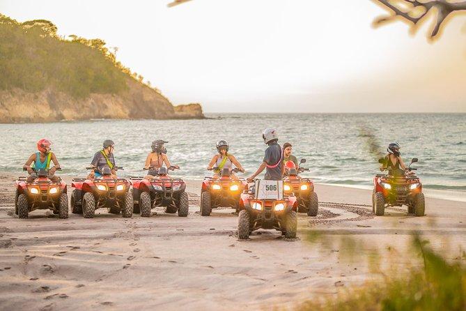 Best- Seller: Private Beach & Jungle ATV Tour