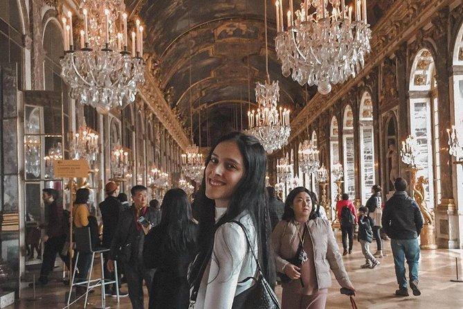 Paris : Versailles & Gardens Live English Guided Tour