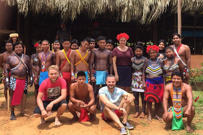 Embera Indigenous Village