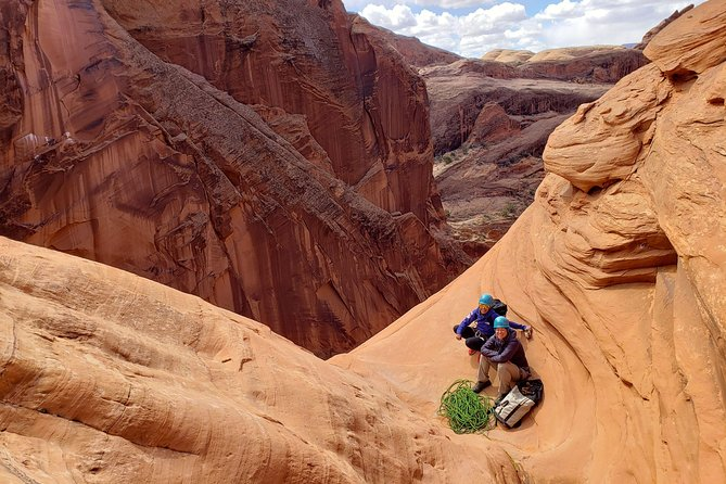 Private Full-Day Canyoneering Tour in Moab